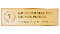 AUTHORIZED STRATEGIC BUSINESS PARTNER OF PROFILES INTERNATIONAL, INC.